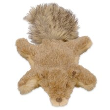 Mini Roadkill Squirrel Dog Toy