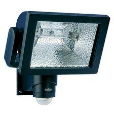 HS500 PIR Halogen 1 Light Floodlight