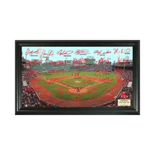 MLB Signature Field Framed Graphic Art