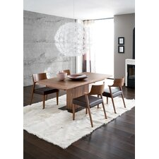 <strong>Domitalia</strong> Vita Dining Table with Optional Lirica Chairs and Verve-2c Sideboard