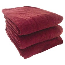 <strong>Biddeford Blankets</strong> Knit Microplush Warming Blanket