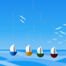 <strong>Flensted Mobiles</strong> Sailfun Mobile