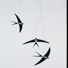 <strong>Flensted Mobiles</strong> Swallow Mobile
