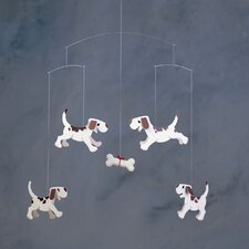 <strong>Flensted Mobiles</strong> Doggy Dreams Mobile