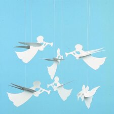 <strong>Flensted Mobiles</strong> Christmas Angel Mobile