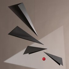 <strong>Flensted Mobiles</strong> Abstract Wings Mobile