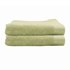 Bamboo Hand Towel (Set of 2)
