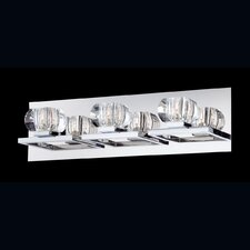 Casa 3 Light Bath Bar