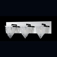 Rio 3 Light Bath Bar