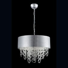 Jura 4 Light Drum Pendant