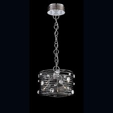 Corfo 6 Light Drum Pendant