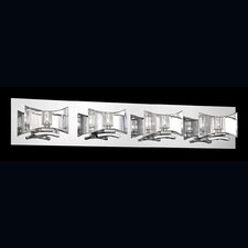 Uzo 4 Light Bath Bar