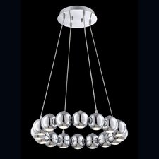 Pearla 16 Light Mini Pendant