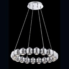 Pearla 16 Light Pendant