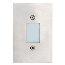 In Wall 4 Light Open Recessed Kit