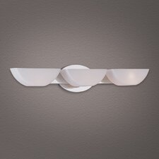 Moonstone 3 Light Vanity Light