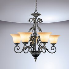 <strong>Eurofase</strong> Elderon 5 Light Chandelier