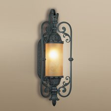 Glenhaven 1 Light Outdoor Wall Sconce