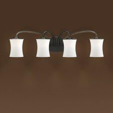 Dorado 4 Light Vanity Light