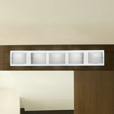 Talo 5 Light Vanity Light