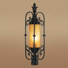 Glenhaven 1 Light Outdoor Post Lantern