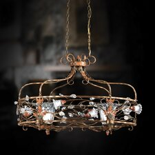 Calista 10 Light Chandelier