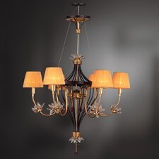 <strong>Eurofase</strong> Festina 6 Light Chandelier