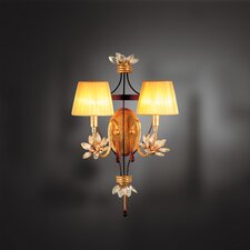 <strong>Eurofase</strong> Festina 2 Light Wall Sconce