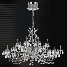 <strong>Eurofase</strong> Gissele 24 Light Chandelier