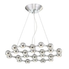 Micro 24 Light Foyer Pendant