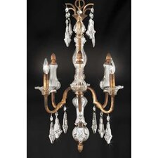 Adivina 3 Light Chandelier