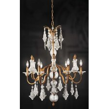 Adivina 6 Light Chandelier