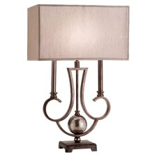 "Zelfa 28.25"" H 1 Light Table Lamp"
