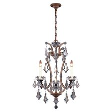 <strong>Eurofase</strong> Colette 3 Light Chandelier