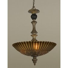 Fenton 3 Light Inverted Pendant