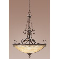 Charington 4 Light Inverted Pendant