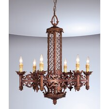 <strong>Eurofase</strong> Modesa 6 Light Chandelier