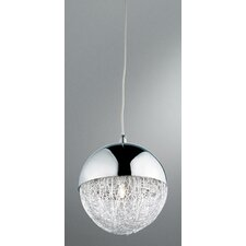 Sonnet 1 Light Globe Pendant