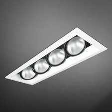 4 Light PAR30 Multiple Recessed Kit