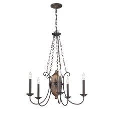 Albero 5 Light Chandelier