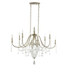 <strong>Eurofase</strong> Collana 8 Light Chandelier