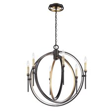 Infinity 6 Light Chandelier