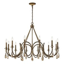 <strong>Eurofase</strong> Padova 12 Light Chandelier