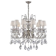 Volante 12 Light Chandelier