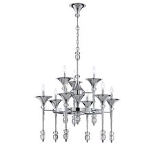 <strong>Eurofase</strong> Cannello 9 Light Chandelier
