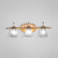 Stella 3 Light Bath Vanity Light