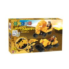 Muddy Loaders Building Set