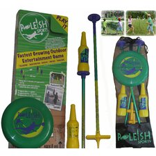 <strong>Poleish Sports LLC</strong> Standard Game Set with Soft Surface Spike Included