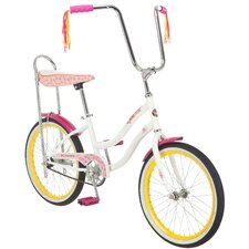 "<strong>Schwinn</strong> Girl's Polo 20"" Spirit Cruiser Bike"