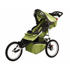 Arrow Fixed Wheel Jogging Stroller